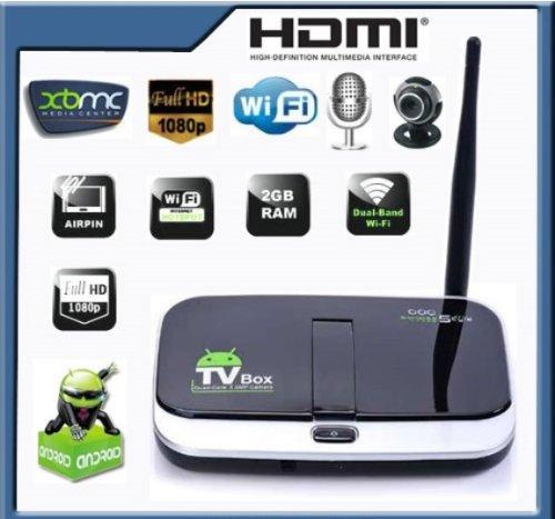 Take-now CS918S 4K*2K Quad Core 2GB Ram 16GB Rom Android 4.4 Smart TV