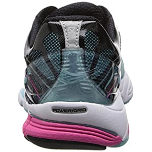 Saucony Women's Cortana 4 Running Shoe,Blue/Pink/Black,9 M US
