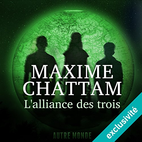 L'alliance des trois audiobook cover art