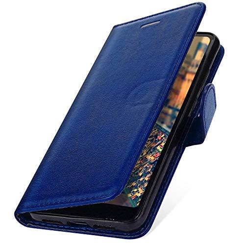 MoreChioce Compatible avec Coque Galaxy J5 2017 Galaxy J530 Portefeuille 2 en 1,Luxe Détachable Coque Rabat Etui en Cuir Housse à Clapet Protective Flip Wallet Magnétique Aimantée Supporter,Bleu