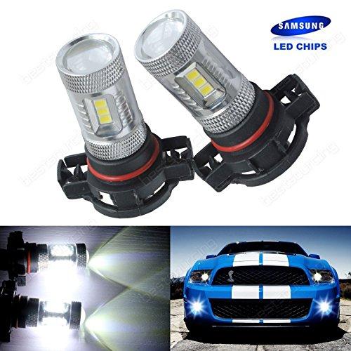 ANG Rong 2x H16ps19W 52029009Samsung 15W LED Sidelight bombillas luz de conducción diurna xenón blanco
