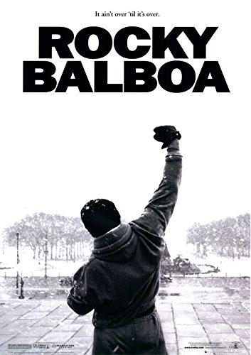 Close Up Rocky Balboa (2006) | US Filmplakat, Poster [59 x 84 cm]