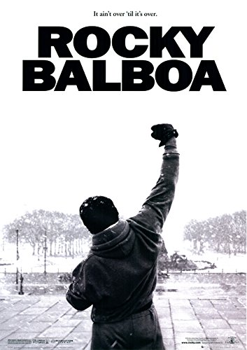 Close Up Rocky Balboa (2006) | US Filmplakat, Poster [59 x 84 cm]