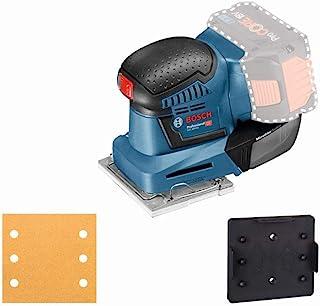 Bosch Professional GSS 18 V - 10 Cordless Detail Sander (Battery not Included, Orbit Diameter: 1.6 mm, in Cardboard Box), ...