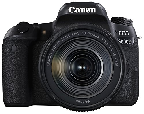Canon(キヤノン)『EOS 9000D・EF-S18-135 IS USM レンズキット』