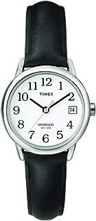 Timex Women's T2H331 Year-Round Analog Quartz Black Watch