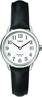 Timex Women's T2H331 Year-Round Analog Quartz Black Watch