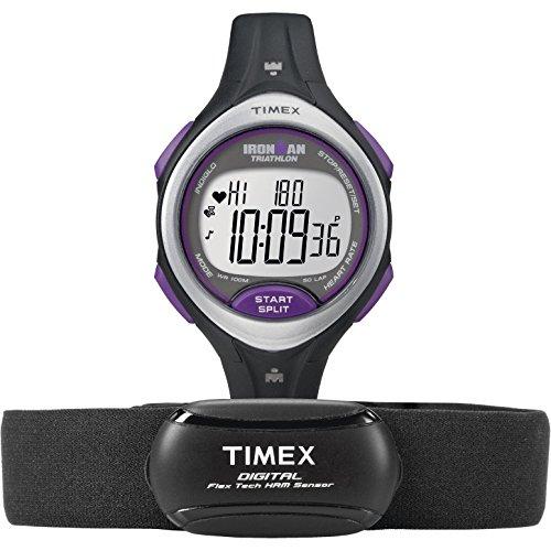 Timex Womens Digital Quartz Watch with Resin Strap T5K723