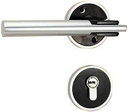 LCBLC Ruimte Aluminium Deurslot Indoor Deurslot Split Lock Eenvoudige Deurslot Slaapkamer Houten Deurslot