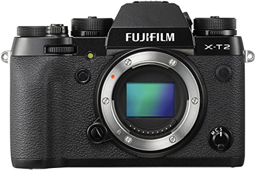 Fujifilm X-T2 Mirrorless Digital Camera (Body...
