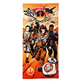 Disney Star Wars The Force Awakens Join The Resistance Heroes Beach Towel