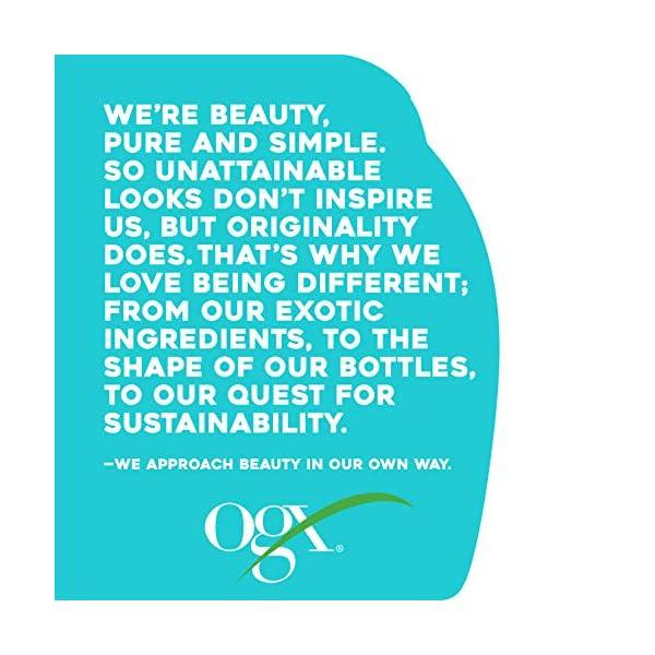 Beauty Shopping OGX Extra Strength Refreshing Scalp + Tea Tree Mint Shampoo, 13 Ounce