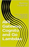 API Gateway, Cognito and Go Lambdas: A step by step guide to configuring API Gateway, Cognito and Go Lambdas in AWS (AWS Cloud Guides)