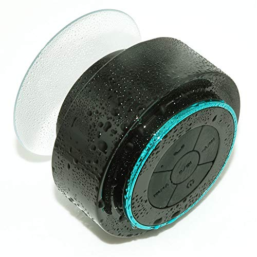 LXQ Mini Altoparlante Portatile 7 Audio Impermeabile Bluetooth Altoparlante Impermeabile Audio Impermeabile Altoparlante Wireless Bluetooth Radio Impermeabile,D