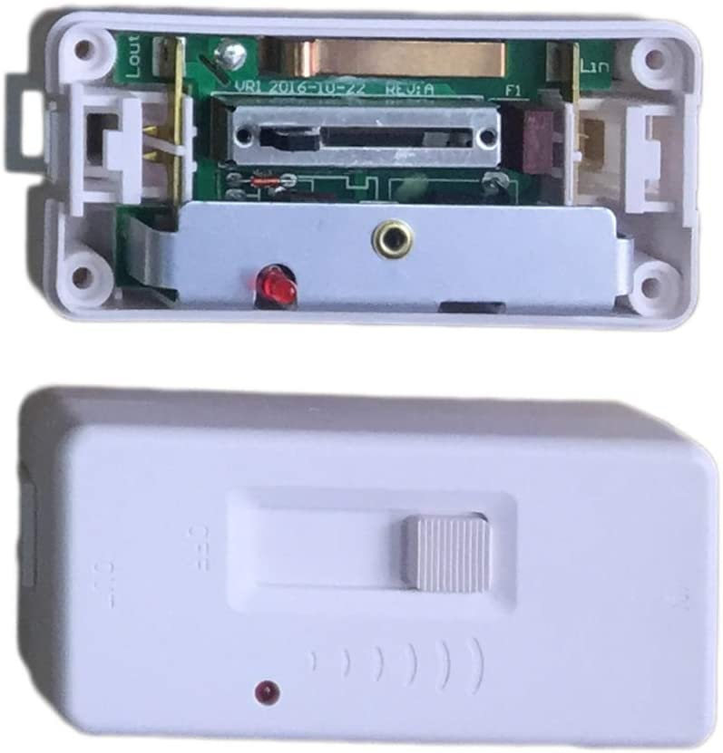 UL Ranking TOP2 Seattle Mall Listed Through-Cord Slide Full-Dimmer Full Switch Range Dimme