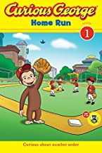 Curious George Home Run (CGTV Early Reader) by H. A. Rey (2012-04-03)