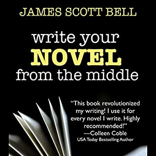 Write Your Novel from the Middle cover art