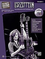 Led Zeppelin Guitar V1 (Ultimate Guitar Play-Along) Broché