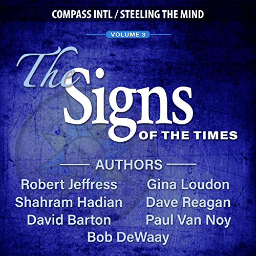 The Signs of the Times, Volume 3 audiobook cover art