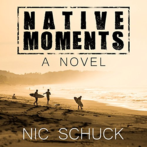 Native Moments audiobook cover art