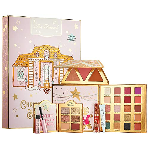 Too Faced Gingerbread House Party Make-up Set