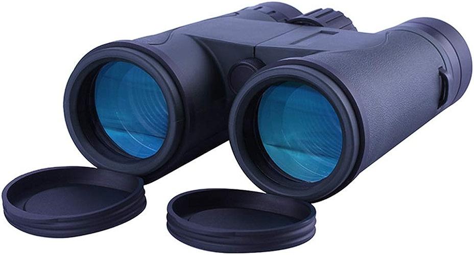 YUMUYMEY Lunettes de Vision Nocturne oculaires binoculaires à Fort grossissement de télescope (Couleur   Noir)
