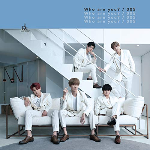 [single]Who are you?/005 – ADDICTION[FLAC + MP3]