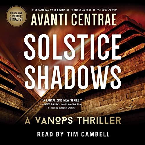 Solstice Shadows cover art