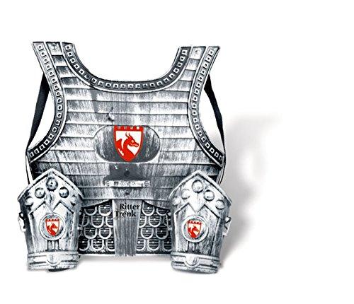 Ritter Trenk Turnierausrüstung: mit Brustpanzer und zwei Armschützern (Der kleine Ritter Trenk)
