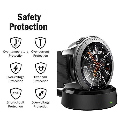 iBellete Base de Carga para Reloj Samsung Gear S2 / S3 / S4 / Sport