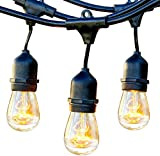 Brightech Ambience Pro - Waterproof Outdoor String...