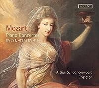 Mozart: Piano Concertos KV271, 413 Et KV 414