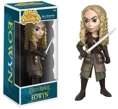 Funko Rock Candy Lord of The Rings Eowyn Action Figure image