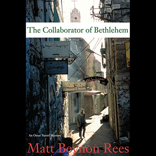 The Collaborator of Bethlehem audiobook cover art