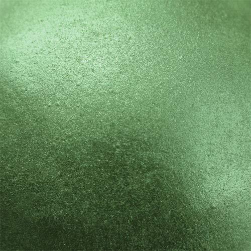 Puderfarbe Perlmutt Grün / Starlight galactic Green