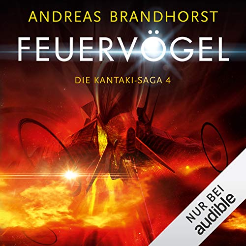Feuervögel audiobook cover art