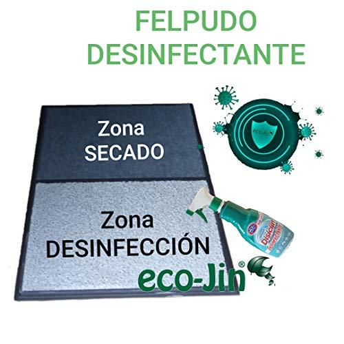 ECO-JIN Alfombra/Felpudo DESINFECTANTE HIGIENIZANTE (Zona H