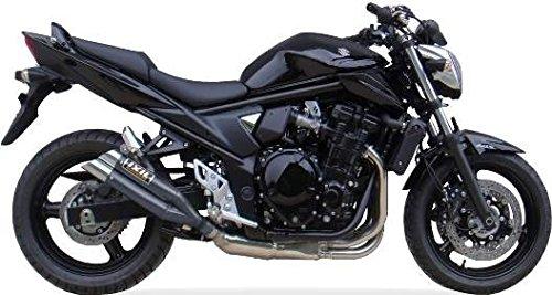 Motorize-IXIL - Marmitta Hyperlow Black XL, GSF 650/1250 Bandit 07-15, GSX 650 F/1250 F 08-15