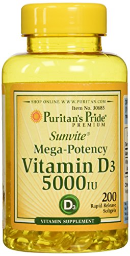 5000mg vitamin d - 9
