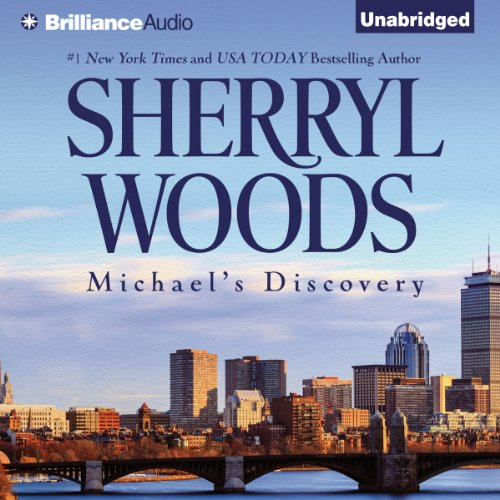 Michael's Discovery audiobook cover art