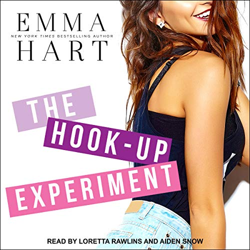 The Hook-Up Experiment audiobook cover art