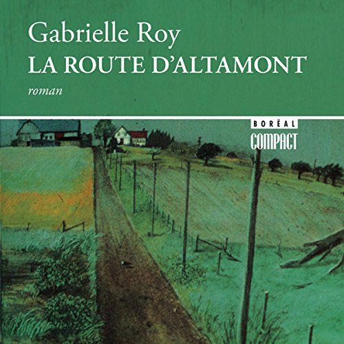La Route D'Altamont [The Route to Altamont] audiobook cover art
