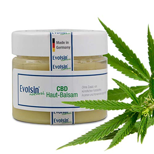 NEU: Evolsin® natural CBD Creme I 100%...