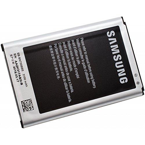 SAMSUNG Akku für Smartphone Typ EB-BN750BBE Original, 3,8V, Li-Ion