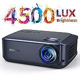 Beamer 4500 Lumen Multimedia Full HD Video-Beamer...