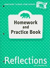 Harcourt School Publishers Reflections: Homework & Practice Book Reflections 07 Grade 3