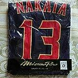 2013 WBC ミズノ 日本代表オーセンティック ユニフォーム 13 中田翔 サイズO