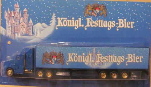 Kaltenberger Nr.09 - Königl. Festtags Bier - Kenworth W900 - US Sattelzug