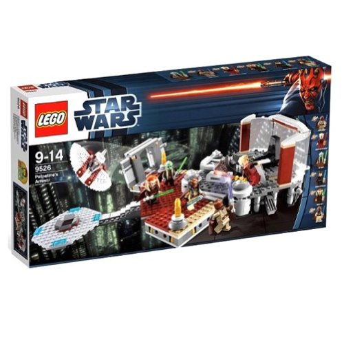 LEGO 9526 Star wars - Palpatines Arrest