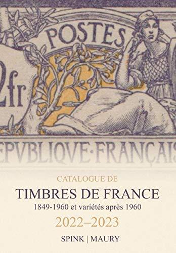 Catalogue de Timbres de France 2022-2023